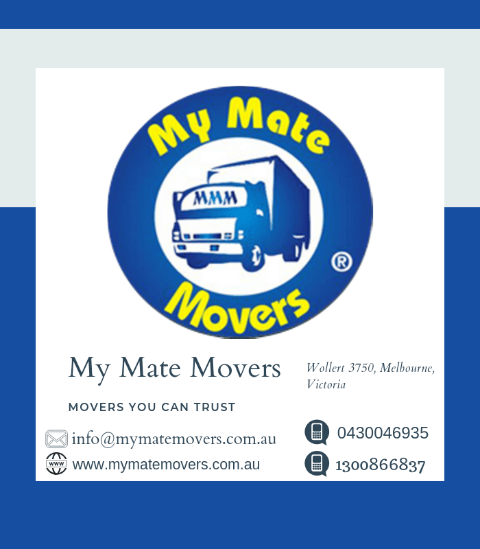Moving Companies Melbourne